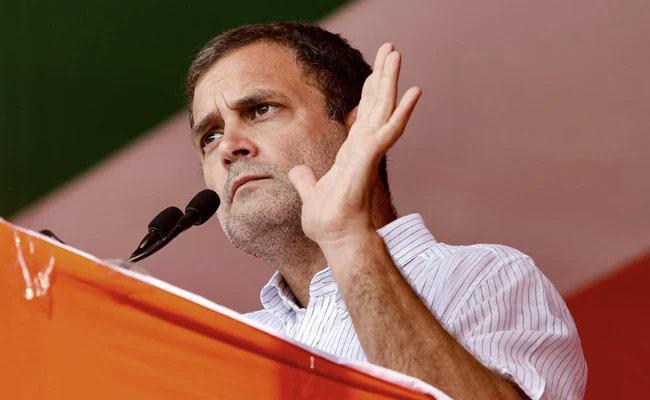 Rahul Gandhi Accuses PM Modi Of Shedding Crocodile Tears On Covid Mortality - Sakshi