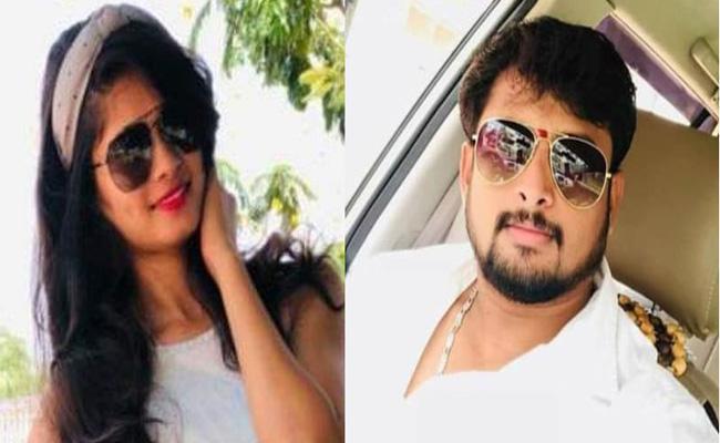 Kiran And Pooja Died In Mandya, Karnataka - Sakshi
