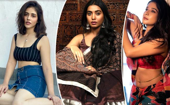 Social Hulchul: Lakshmi Raai Share Workout Video - Sakshi