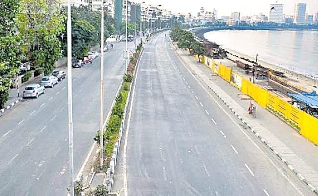 Maharashtra Govt Asks 15 Districts To Explore Complete Lockdown - Sakshi