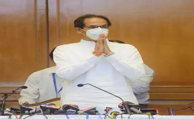 Maharashtra CM Hits Back At BJP On Criticizing Of Cyclone Survey - Sakshi