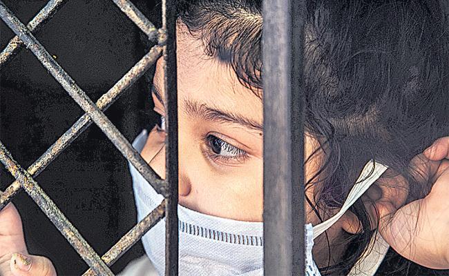 Coronavirus Effect On Children Risk Is Low - Sakshi