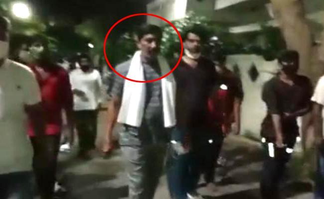 Former TDP MLA BC Janardhan Reddy Arrested - Sakshi