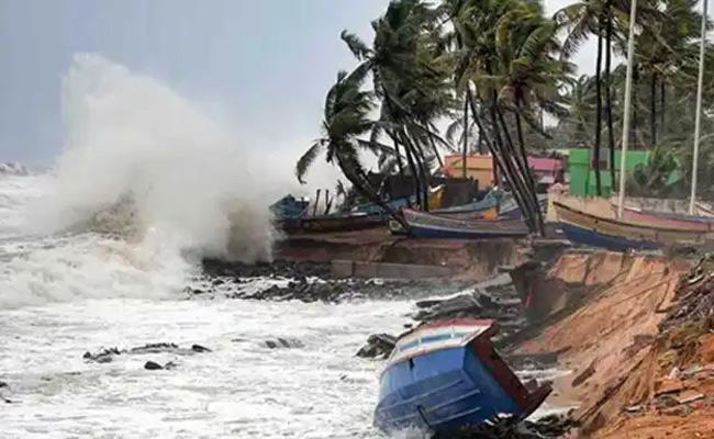 IMD Report On Cyclone Yass - Sakshi