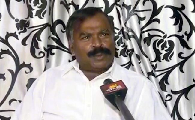 Golla Babu Rao Fires On Nara Lokesh Babu - Sakshi