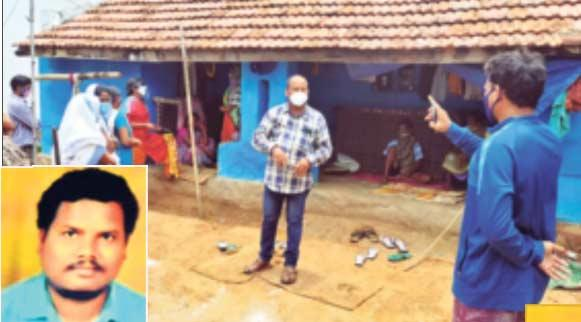 Groom Deceased Due To Corona In Visakha District - Sakshi