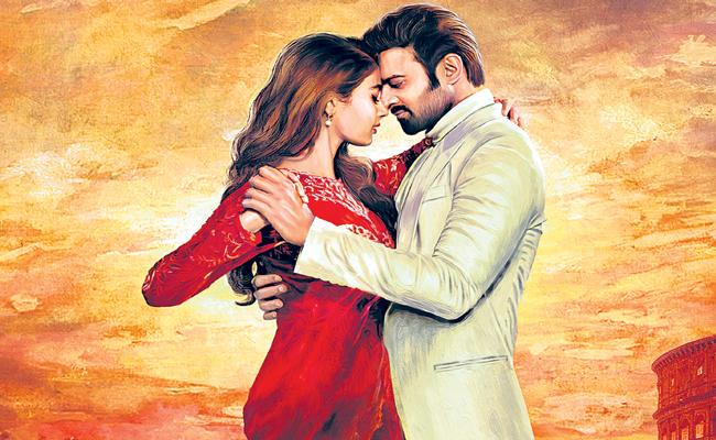 Prabhas agrees to do another song with Pooja Hegde - Sakshi