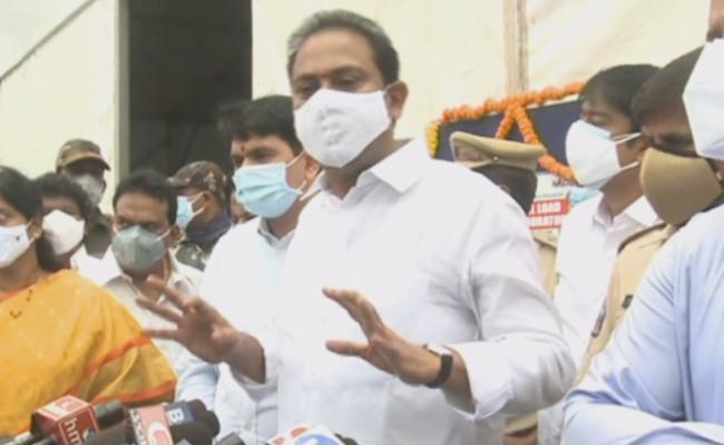 Minister Alla Nani Comments On TDP Leaders - Sakshi