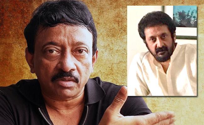 Ram Gopal Varma Cousin P Som Shekhar Passes Away Due To Covid - Sakshi