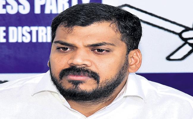 Anilkumar Yadav Orders Tasks of projects much faster - Sakshi