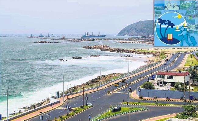Master plan with Rs 1200 crore to make Visakha an international tourist destination - Sakshi