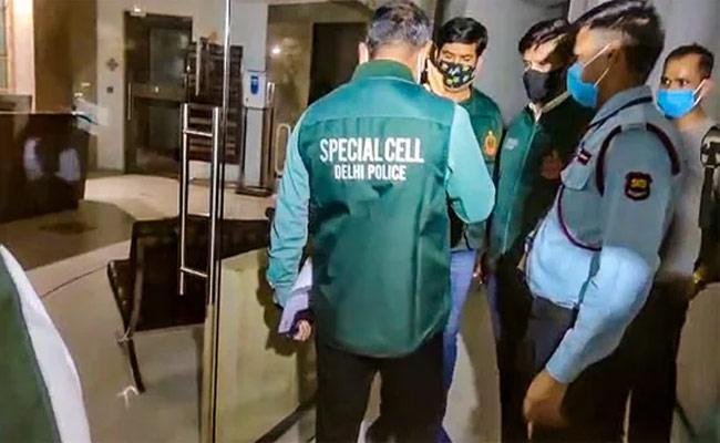 Delhi Police Visit Twitter Offices To Probe Congress Toolkit Row - Sakshi