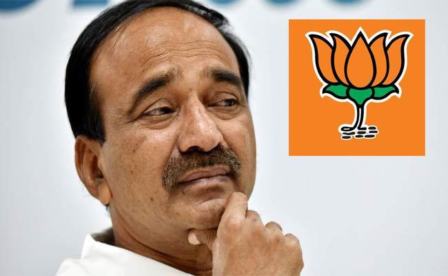BJP Officially Invite Etela Rajender - Sakshi