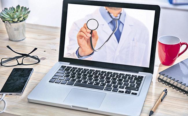 Demand for Online Healing - Sakshi