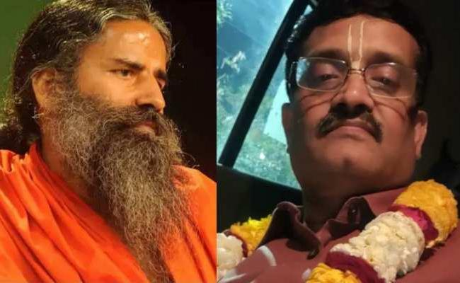 Patanjali Medicines Not Used In Sunil Covid Treatment - Sakshi