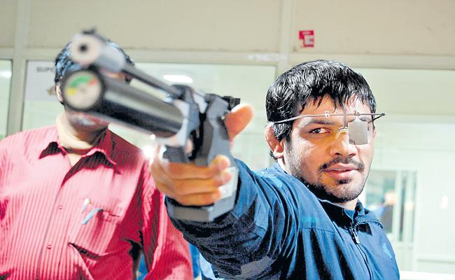 Wrestler-criminal nexus reason behind Olympic champion Sushil Kumar murder case - Sakshi