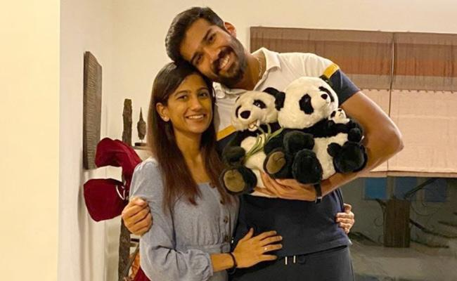 She Saw Me On Video Call And Knew It Was COVID Says KKR Player Sandeep Warrier - Sakshi