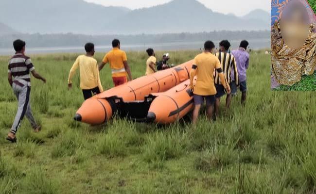 Natu Padava Capsized In Sileru Reservoir In Visakhapatnam District - Sakshi