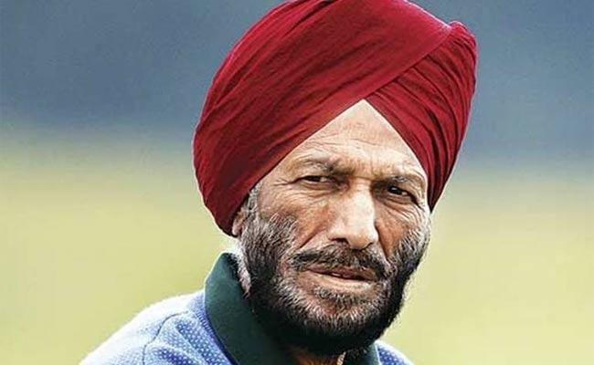Milkha Singh Join Hospital With Covid 19 Condition Is Stable - Sakshi