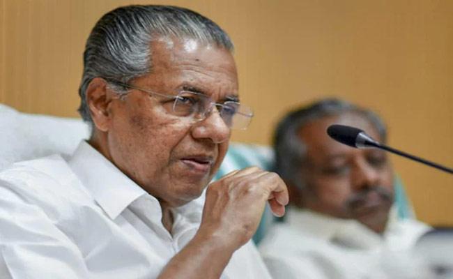 Ministers in Kerala Cabinet Declared Criminal Cases in Election Affidavit - Sakshi