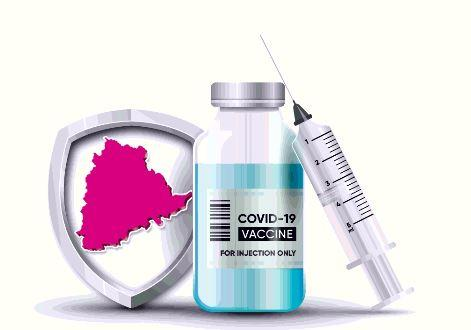Telangana State Government Announced Special Vaccination Policy - Sakshi