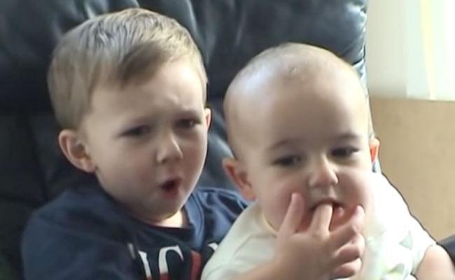 Viral YouTube Video Charlie Bit My Finger Sells Nft Auction High Price - Sakshi