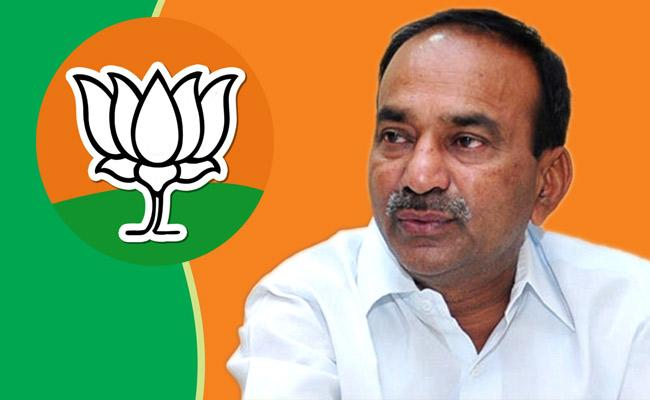Huzurabad: Etela Rajender Joining In BJP Is Almost Final - Sakshi