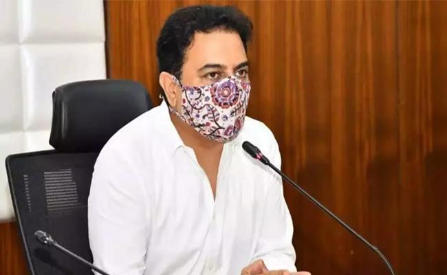 Minister KTR Respond on Junior Doctors Strike - Sakshi