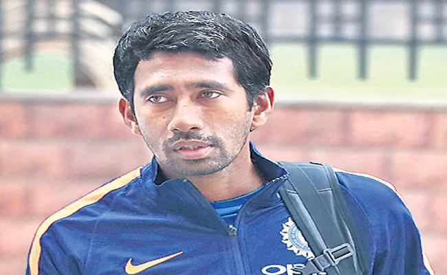 Wriddhiman Saha Gets Chance Regularly Only After Dhoni Retirement - Sakshi