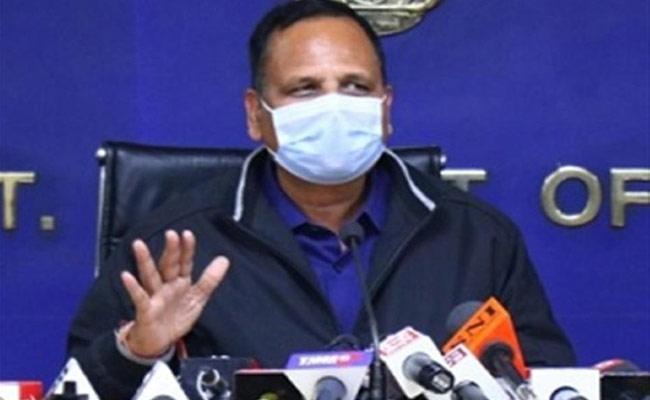 Delhi Health Minister Says 600 Black Fungus Cases Recorded In Delhi - Sakshi