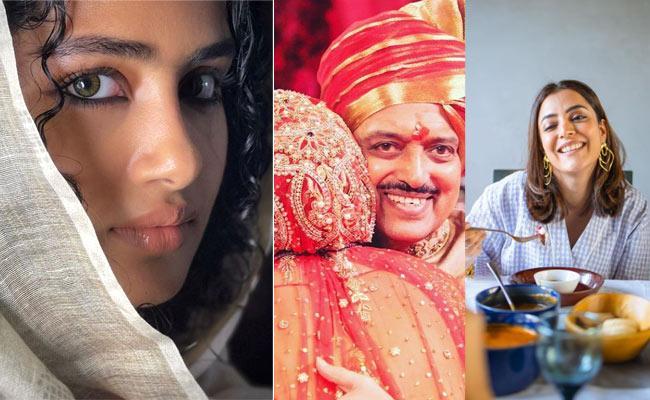 Social Hulchul: Anupama Parameswaran Pic, Genelia Emotional - Sakshi