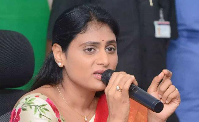 YS Sharmila Comments On CM KCR - Sakshi