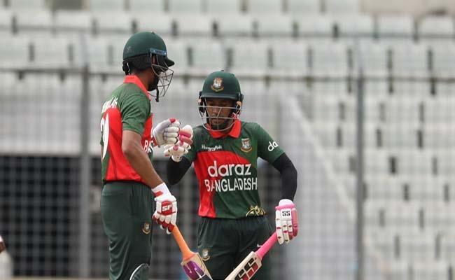 BAN Vs SL: Bangladesh Beat Sri Lanka By 103 Runs Won ODI Series - Sakshi
