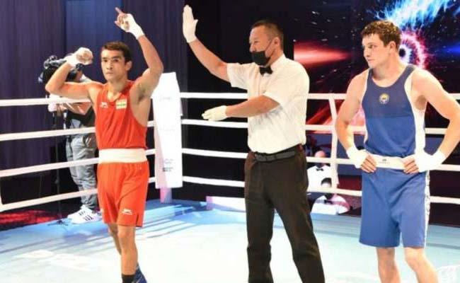 Asian Boxing Championship: Shiva Thapa Got 5th Successive Medal - Sakshi