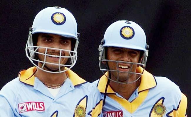 ICC World Cup 1999: When Ganguly Hits 183 Dravid 145 Against Sri Lanka - Sakshi