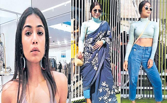 Santoshi Shetty Changing Face Of Fashion In India - Sakshi