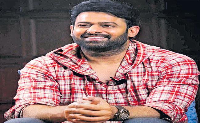 Prabhas May Act In Hollywood Movie - Sakshi