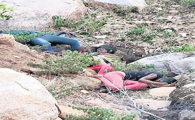 Three People Went To Pilgrimage And Committed Suicide - Sakshi