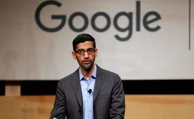 Google to Comply with Indias New IT Rules: Sundar Pichai - Sakshi