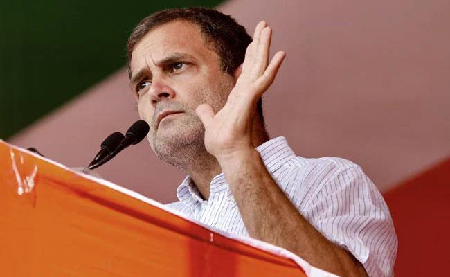 Lakshadweep Future Threatened Says Rahul Gandhi In A Letter To PM Modi - Sakshi