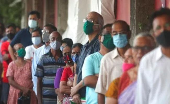 Steady Decline In Daily Covid Cases In India For Last 20 Says Health Ministry - Sakshi