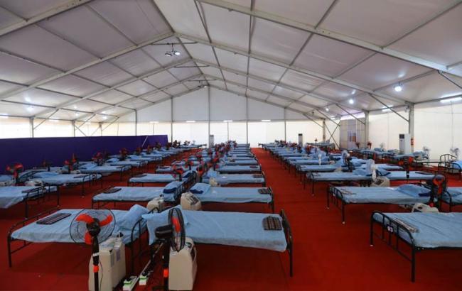 Megha Infrastructures Give Oxygen Beds To Tamil Nadu Government Over Covid - Sakshi