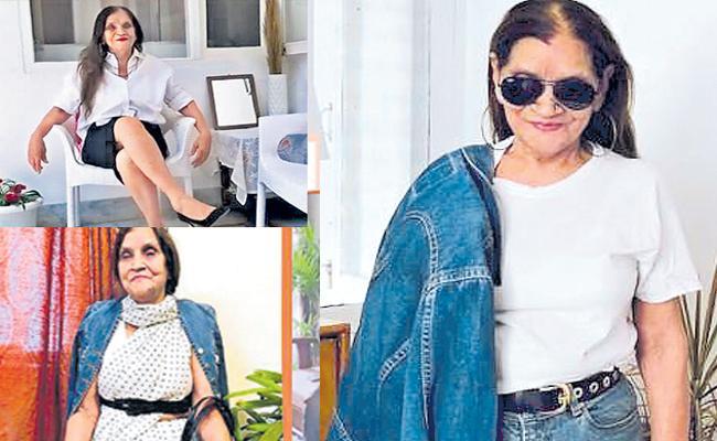 Inspiring Story Of Shanta Verma Who Became Fashion - Sakshi