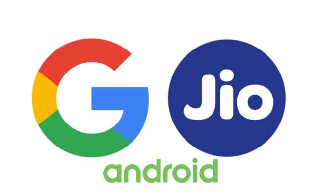 Reliance Jio: Affordable Jio Google 5G Smartphone - Sakshi
