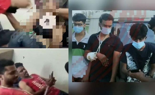 Molestation Video Bangalore Police Arrest Bangladeshi Immigrants - Sakshi