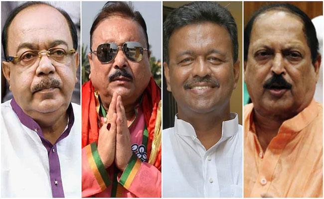 Calcutta High Court Grants Interim Bail TMC Leaders Arrested Narada Case - Sakshi