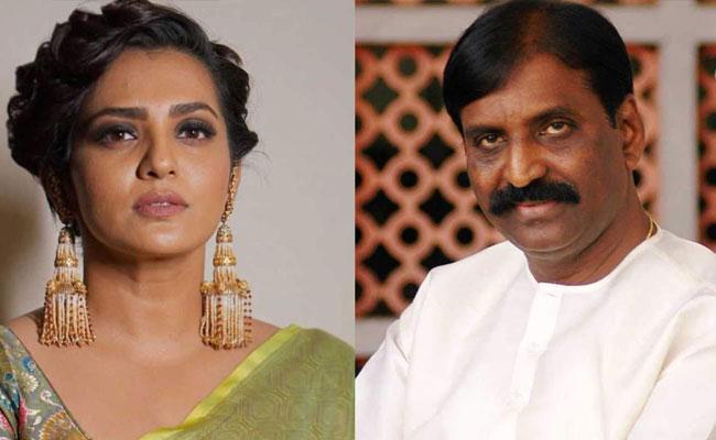 Vairamuthu ONV Award Not Correct Says Parvathy Chinmayi - Sakshi
