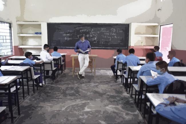Students of Another Chennai School Accuse Teacher of Molestation - Sakshi