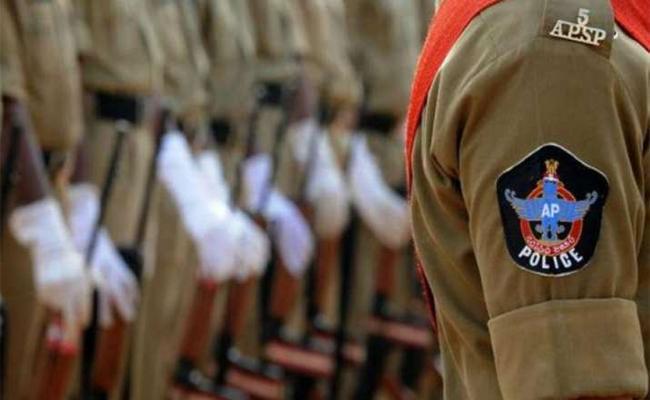 181 SIs promoted to CIs in Andhra Pradesh - Sakshi