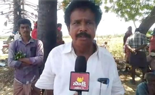 Anandaiah says Corona Ayurvedic medicine distribution after approval itself - Sakshi